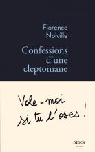 Florence  Noiville Confession d`une cleptomane