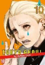 Ishida, Sui Tokyo Ghoul 10