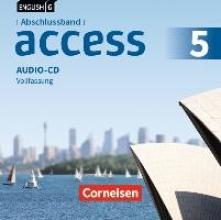 Rademacher, Jörg English G Access Abschlussband 5: 9. Schuljahr - Allgemeine Ausgabe - Audio-CDs