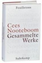 Nooteboom, Cees Essays und Feuilletons