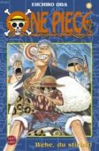 Oda, Eiichiro One Piece 08. Wehe, du stirbst!