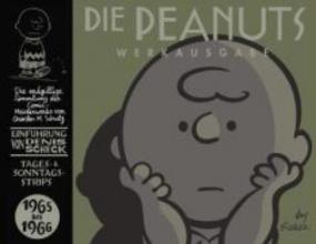 Schulz, Charles M. Peanuts Werkausgabe 08: 1965-1966