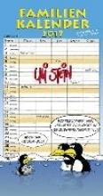 Stein, Uli Familienkalender 2017