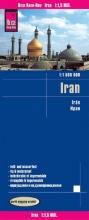 , Reise Know-How Landkarte Iran 1 : 1.500.000