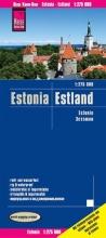 , Reise Know-How Landkarte Estland 1 : 275.000
