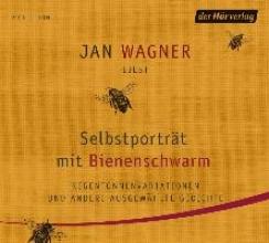 Wagner, Jan Selbstportrt mit Bienenschwarm