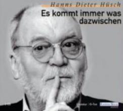 Hüsch, Hanns Dieter Es kommt immer was dazwischen. 2 CDs