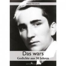 Strametz, Dieter Das wars - Gedichte aus 50 Jahren