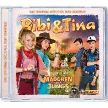 Bibi und Tina. Das Hörspiel zum 3. Kinofilm. Mädchen gegen Jungs