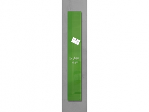 , glasmagneetbord Sigel Artverum 120x780x15mm groen