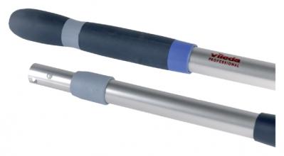 , Mopsteel telescoop ergonomisch 100/180cm