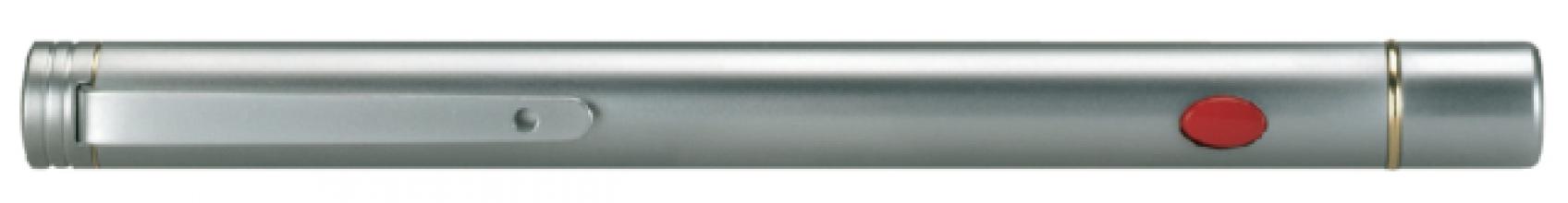 , Laserpointer Legamaster LX4 mat zilver inclusief batterijen