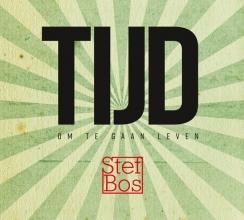 , Stef Bos   Tijd, om te gaan leven (cd)