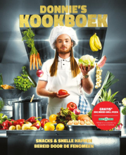 Rapper Donnie , Donnie`s kookboek