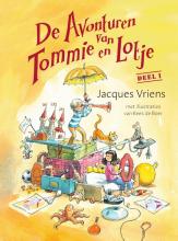 Jacques Vriens , De avonturen van Tommie en Lotje deel 1