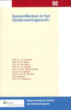 L. Timmerman  B.F. Assink  J.W. Winter  L.G. Verburg  H.M. Vletter-van Dort  H.H. Kersten  W.J.M. van Veen  P. Glazener  H. Beckman, SamenWerken in het ondernemingsrecht