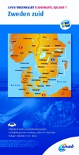 ANWB , Scandinavië /IJsland 7. Zweden zuid