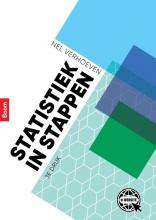 Nel Verhoeven , Statistiek in stappen