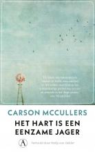 Carson McCullers , Het hart is een eenzame jager