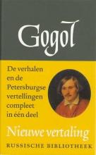 N.W. Gogol , Verzamelde werken 1 Verhalen en novellen