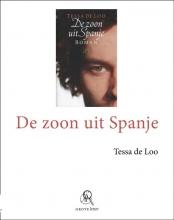 Tessa de Loo De zoon uit Spanje (grote letter) - POD editie