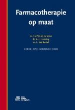 L. van Bortel Th.P.G.M. de Vries  R.H. Henning, Farmacotherapie op maat