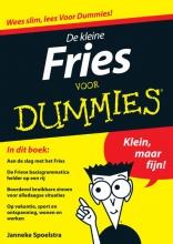 Spoelstra, Janneke De kleine Fries voor dummies