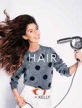 Xelly Cabau van Kasbergen , Hair