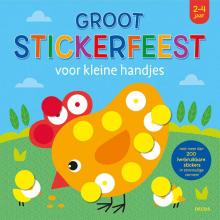 , Groot stickerfeest voor kleine handjes (2-4 j.)