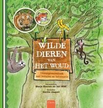 Bo  Buijs Wilde dieren van het woud