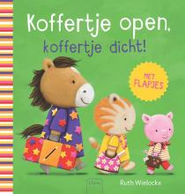 Ruth  Wielockx Koffertje open, koffertje dicht!