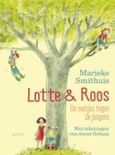 Marieke Smithuis , De meisjes tegen de jongens