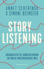 Simone Beemster Annet Scheringa, Storylistening