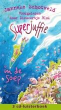 Janneke  Schotveld Superjuffie in de soep