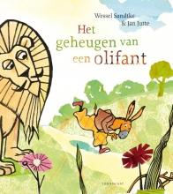 Wessel  Sandtke, Jan  Jutte Het geheugen van een olifant