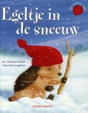 M. Christina  Butler Egeltje in de sneeuw