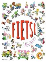 Alison  Farrell Fiets!