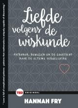 Hannah  Fry LIEFDE VOLGENS DE WISKUNDE - TED 2
