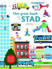 Anne-Sophie  Baumann Het grote boek over de stad
