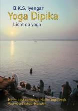 B.K.S.  Iyengar Yoga dipika (licht op yoga)