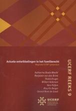 Katharina Boele-Woelki , Actuele ontwikkelingen in het familierecht Negende UCERF-symposium