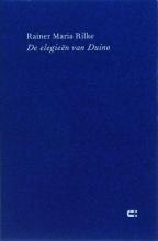 Rainer Maria  Rilke De elegieen van Duino