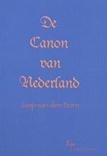 Jaap van den Born De canon van Nederland