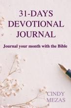 Cindy Mezas , 31-days devotional journal
