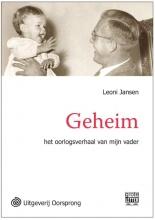 Leoni  Jansen Geheim - grote letter uitgave