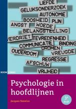 Jacques  Soonius Psychologie in hoofdlijnen