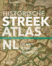 Paul Brood Martin Berendse, Historische streekatlas