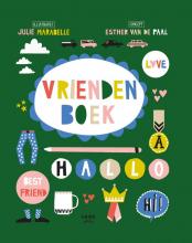 Esther van de Paal , Vriendenboek