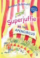 Janneke Schotveld , Superjuffie en het apencircus