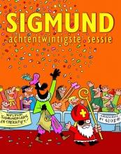 Peter de Wit , Sigmund achtentwintigste sessie